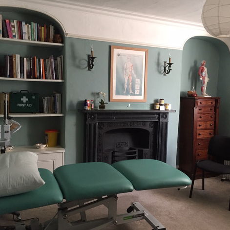 Exeter Quayside Acupuncture Treatment Room